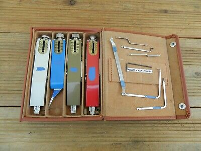 £20 • Buy Vintage GPO Telecom BT Punch Down Tool Set In Case