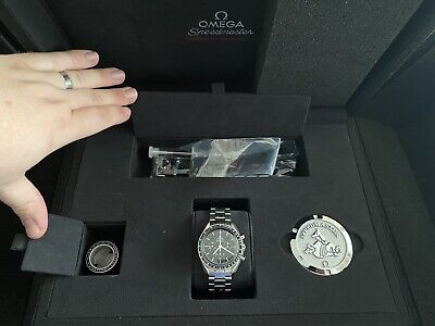£1550 • Buy Omega Speedmaster Moon Watch Boxed With Documents & Extras