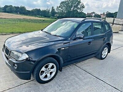 £3790 • Buy BMW X3 2.0d PX WELCOME
