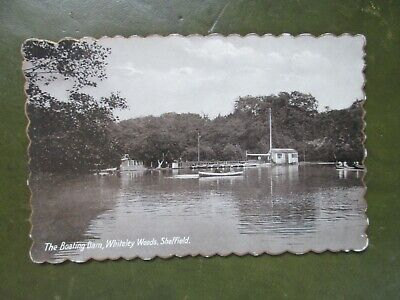 £2.99 • Buy Postcard - The Boating Dam, Whiteley Woods, Sheffield (Unposted)