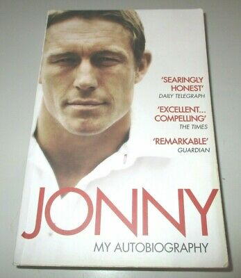 £28.99 • Buy Jonny Wilkinson - My Autobiography/England/Newcastle/British Lions/Rugby/Signed