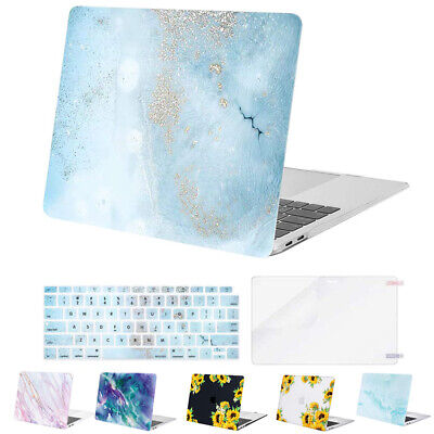 $11.99 • Buy Hard Shell Cover Case For 2021 2020 MacBook Air 13 Inch A2337 M1 A2179 A1932