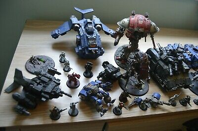 £399.99 • Buy Warhammer 40k Figures Painted And Unpainted Collection