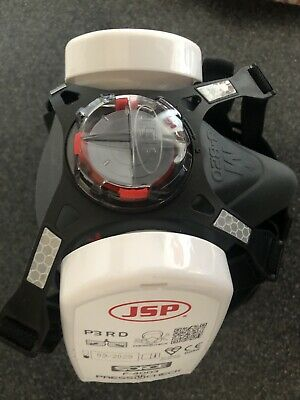 £12.50 • Buy Jsp Force8 Mask With P3 Presstocheck Filters