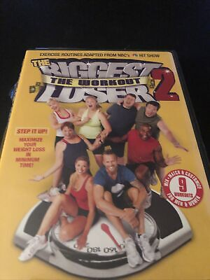 £1.43 • Buy Biggest Loser 2: The Workout DVD, 2006 Mint Bob Harper Maximize Your Weight Loss