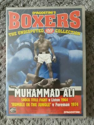 £1.99 • Buy Boxers The Undisputed Collection - Muhammad Ali (DVD, 2005)