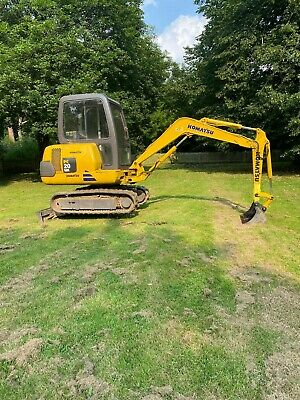 £9500 • Buy Mini Digger 3 Ton 1999 2 Buckets Served Us Well