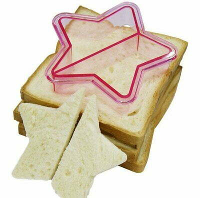 £18.69 • Buy Sandwich Cutter For Kids Large Cookie Shape Cutter Bread Toast Food Molds 16pcs