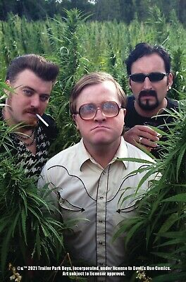 £7.64 • Buy Trailer Park Boys Get A F#ing Comic #1 D -  Devil's Due - Boarded Free Uk P+p