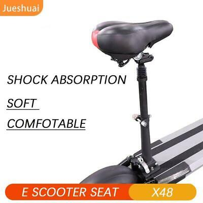 $149.99 • Buy Jueshuai X48 Electric Scooters Adults Seat With Seat Post E Scooter Parts Shock