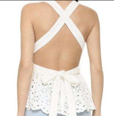 $208.55 • Buy ZIMMERMANN TOP. Size 0. Excellent Condition