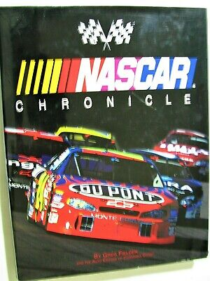 $19.99 • Buy NASCAR CHRONICLE 2003 HARD COVER BOOK OVER 6 POUNDS! Book In Excellent Condition
