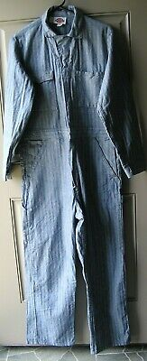 $35 • Buy Vintage Dickies Long Sleeve Men's Coveralls ~ Size 40 ~ Med Length ~ Great Cond.