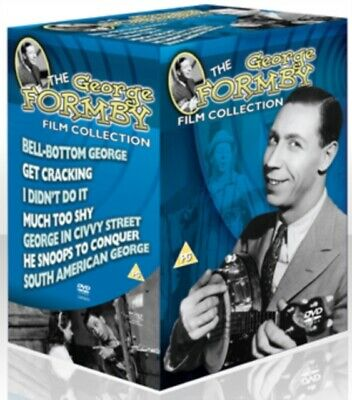 £17.71 • Buy George Formby Film Collection