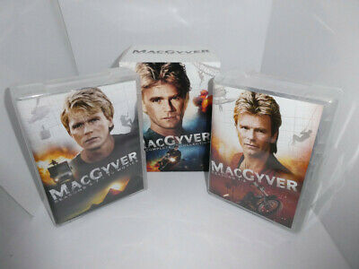 $54.99 • Buy MacGyver - The Complete Collection Series All Seasons Plus Movies