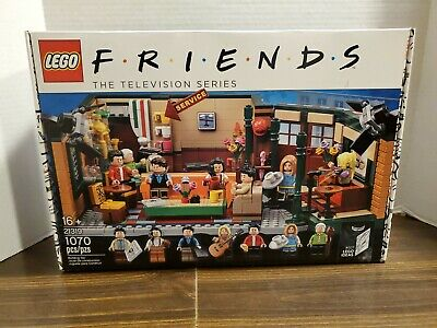 $52.95 • Buy LEGO 21319 Ideas Central Perk Friends The Television Series - New Open Box