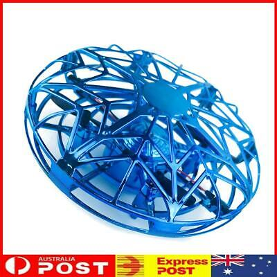 AU20.38 • Buy Anti-collision Induction Aircraft Toy UFO Ball Sensing Mini Drone For Kids