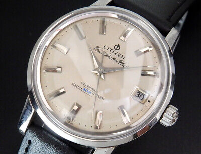 $75.08 • Buy Working Citizen Auto Dater Uni 1964 Vintage Automatic Winding Mens Watch Japan