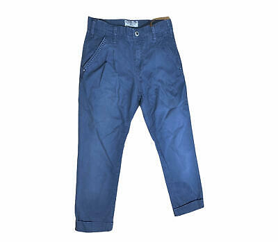 £24.99 • Buy Pepe Jeans Kids Girls Navy Chinos Trousers Age 8 10 12 14 Years Size New