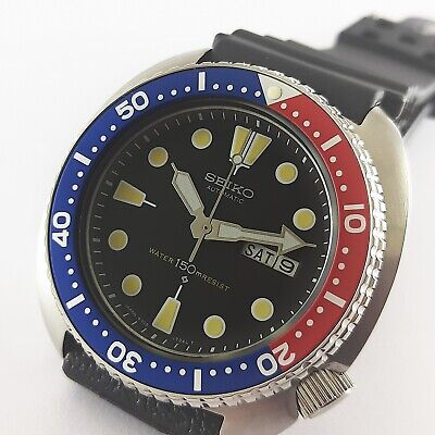 $ CDN435.66 • Buy SEIKO 6309 7040 MENS AUTOMATIC DAY DATE Divers 'TURTLE' Mens VINTAGE