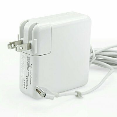$14.99 • Buy 60W T-Tip MagSafe2 Power Adapter For Apple MacBook Pro 13  A1435 A1465 A1502