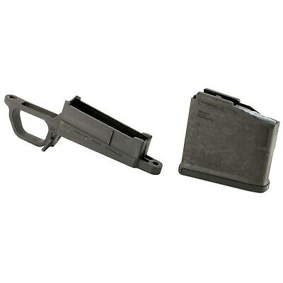 $83.98 • Buy Bolt Action Magazine Well For Hunter 700 Stock W/ PMAG 5 AC L Black Made In USA