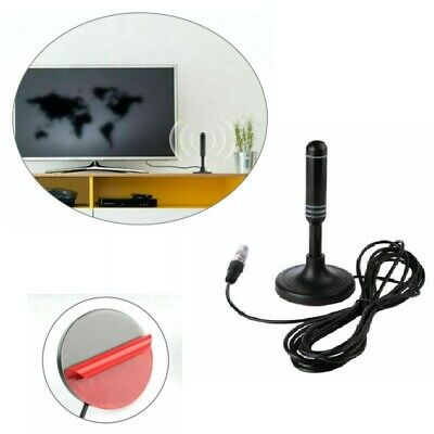 £7.90 • Buy Portable HD Freeview Aerial DAB/FM Indoor Outdoor RV Caravan House Fit TV HDTV
