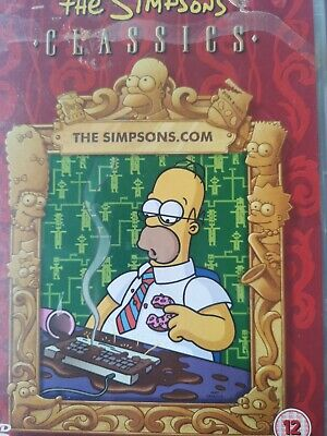 £1.99 • Buy The Simpsons - The Simpsons.com (DVD, 2004)