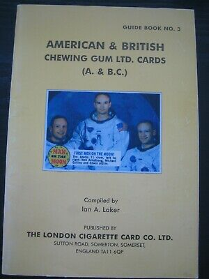 £0.50 • Buy A&BC Gum Cards Catalogue