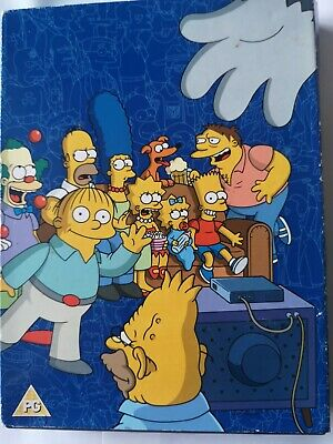 £4.99 • Buy The Simpsons - Series 4 - Complete (DVD, 2004, 4-Disc Set)