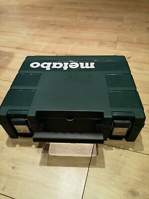 £11 • Buy Metabo Drill/ Accessory Case,