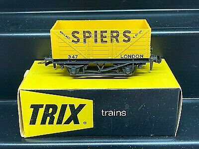 £5 • Buy TRIX TRAINS OO PRIVATE OWNERS WAGON ' SPIERS ' BOXED No 1657