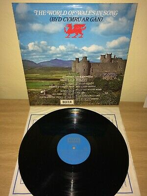 £1.25 • Buy The World Of Wales In Song LP. Decca SPA 42. 1969. VG / EX.