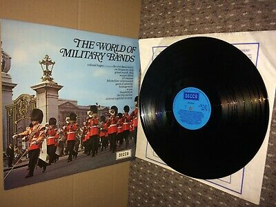 £1.25 • Buy The World Of Military Bands LP. Decca SPA 18. 1969. Exc/VG+.