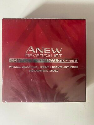 £11.99 • Buy  Avon Anew Reversalist Complete Renewal Express Wrinkle Smoother - Free P&P