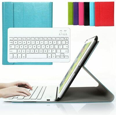 £16.59 • Buy Ultra-Slim Removable Wireless Bluetooth Keyboard Case Cover For Apple Ipad