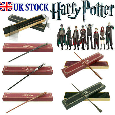 £12.49 • Buy HARRY POTTER Wand Hermione Dumbledore Cosplay Magical Wand Ribbon Boxed Kid Gift