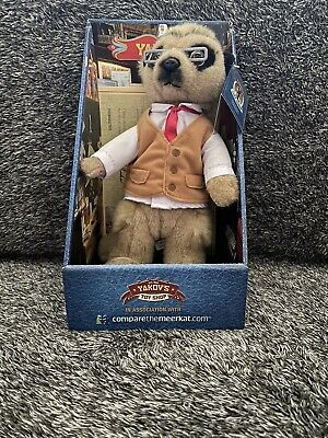 £1.20 • Buy Compare The Meerkat Toy - Yakov