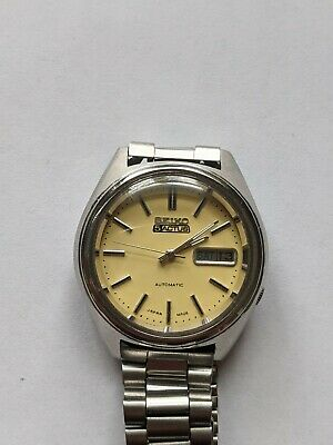 $ CDN70 • Buy Seiko 5Actus Automatic Mens Watch. Great, Working Condition