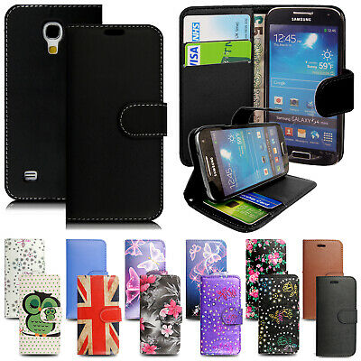 £1.99 • Buy Case For Samsung Galaxy S4 / S5 Mini Leather Flip Wallet Magnetic Stand Cover