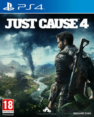 £6.95 • Buy Just Cause 4 (Sony PlayStation 4 PS4)