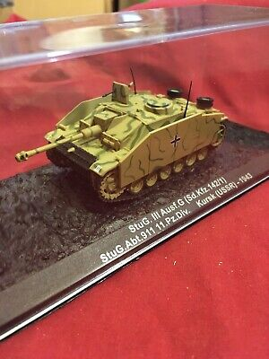 £12.99 • Buy 1/72 WW2 German StuG III Ausf G. Diecast. Over 700 Listed Models On Offer