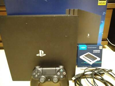 AU747.84 • Buy Ps4 Pro Cuh-7100Bb Substance Ssd500Gb Replaced