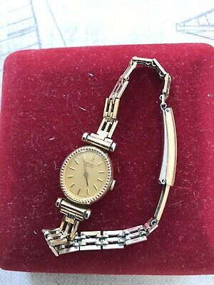 £9.99 • Buy Seiko Ladies Gold Plated Watch