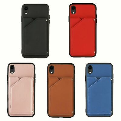 AU9.86 • Buy Card Phone Cover Case Shockproof Holder For IPhone 7 8 Plus XR XS 11 12 Pro MAX