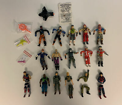 $ CDN50.14 • Buy GI Joe Action Figure + Accessories Lot 80's 90's - Some For Parts