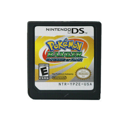 $15.99 • Buy Pokemon Ranger Shadows Of Almia Game Card For 3DS 2DS DSI DS XL NDIS Gift