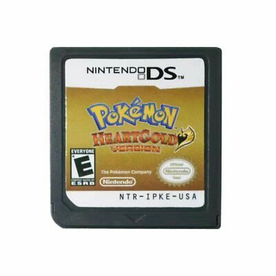$17.99 • Buy Pokemon Heart Gold Soul Silver Version Game Card For Nintendo 3DS NDSI NDS
