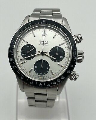 $ CDN13442.59 • Buy Rolex Daytona Ref.6263 Sigma Dial From 1975 With Box And Papers