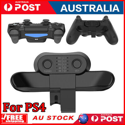 AU14.29 • Buy For PS4 Strike Pack Controller DualShock 4 Back Button Paddles Accessories Parts